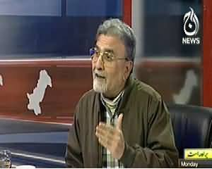 Bolta Pakistan (Operation or Dialogue, Nawaz Sharif Unable to Decide) – 27th January 2014