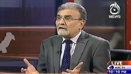 Bolta Pakistan (Tahir ul Qadri Going to Leave Pakistan) – 27th October 2014