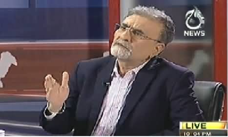 Bolta Pakistan (What is the Purpose of Imran Khan's Movement) – 12th May 2014