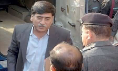 Bomb Blast At The House of Afaq Ahmad, Former Leader of MQM, 6 Police Constables Dead