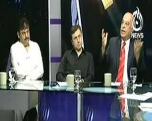 Bottom Line - 17th August 2013 (Islamabad Waqia: Media Ka Kirdar??)