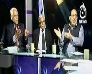 Bottom Line - 29th June 2013 (Article 6 Ka Itlaak Sirf Musharraf Par Hoga??)