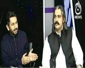 Bottom Line - 4th August 2013 (Kia PTI Hukomaat Nakaam Ho Gayi?)