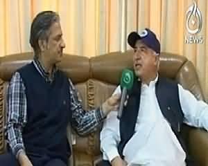 Bottom Line (CM Balochistan Exclusive Interview) – 22nd March 2014