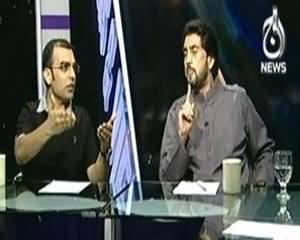 Bottom Line (Election Commission Mai Party Aasasey Jama Karane k Liye Deadline Khatam) - 31st August 2013
