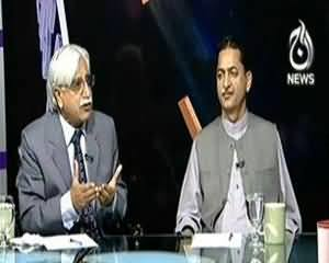 Bottom Line (Kia Musharraf Par Article 6 Lago Hoga Ya Nahi..??) – 13th October 2013