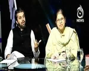 Bottom Line (Naya Army Chief Taliban Se Muzakarat Kare Ga Ya Jang..??) - 6th October 2013