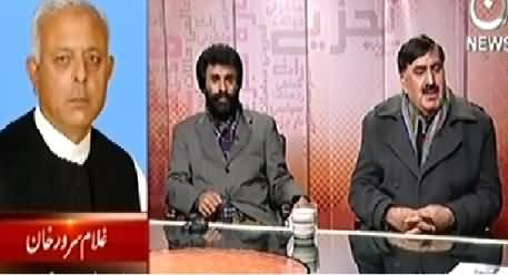 Bottom Line With Absar Alam (Bill of Military Courts in National Assembly) – 3rd January 2015