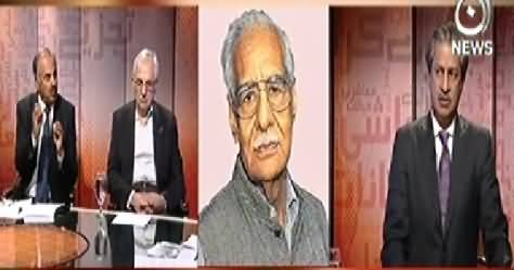 Bottom Line With Absar Alam (Education or War For Two Atomic Countries) – 10th October 2014