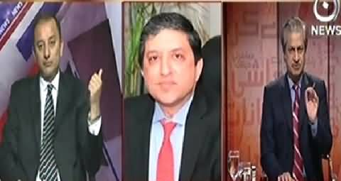Bottom Line With Absar Alam (Prime Minister's Visit to China) – 8th November 2014