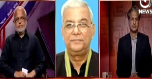 Bottom Line With Absar Alam (Uzair Balouch Revelations After Saulat Mirza) – 20th March 2015