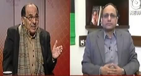 Bottom Line With Absar Alam (What is the Way of Peaceful Protest?) – 13th December 2014