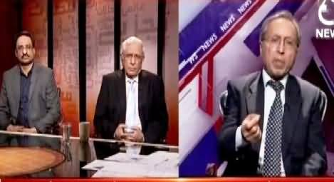 Bottom Line With Absar Alam (Why Pervez Musharraf Silent on Karachi Operation?) – 19th March 2015