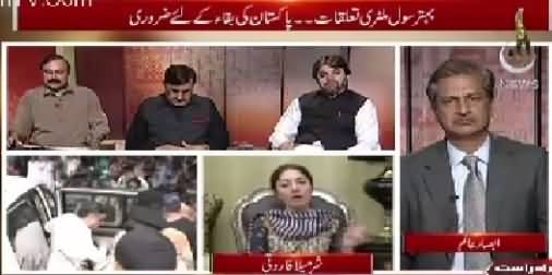 Bottom Line With Absar (What Is Going to Happen?) – 17th September 2015