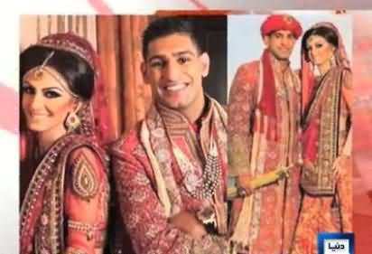 Boxer Amir Khan Became the Father of a Beautiful Daughter