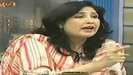 Brainless Shehla Raza Could not Understand Jasmeen's Tweet & Started Criticizing Her