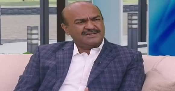 Breaking News - Nadeem Afzal Chan Resigns As Aide To PM Imran Khan