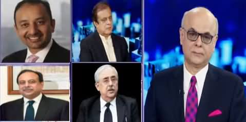 Breaking Point with Malick (7 Controversial Votes of Gillani) - 13th March 2021