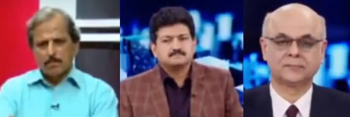 Breaking Point with Malick (Accountability of Journalists?) - 27th July 2019