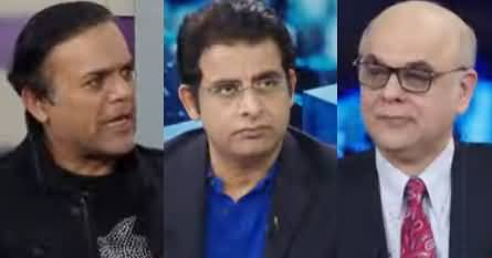 Breaking Point with Malick (Army Act Amendment & Opposition) - 3rd January 2020