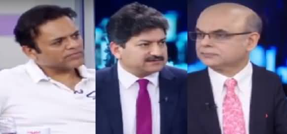 Breaking Point with Malick (Big Changes in PTI Govt) – 19th April 2019