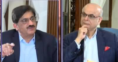 Breaking Point with Malick (CM Sindh Murad Ali Shah Interview) - 25th September 2020