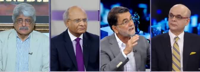 Breaking Point with Malick (Discussion on Pakistan's Economy) - 25th August 2019