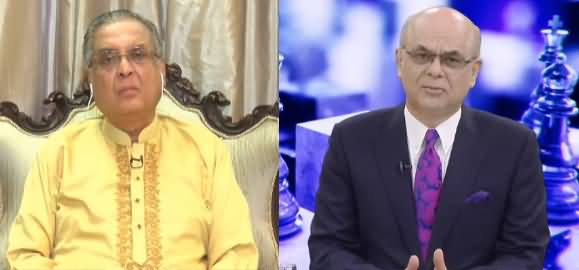 Breaking Point with Malick (Exclusive Talk With Dr. Hafeez Pasha) - 22nd July 2021