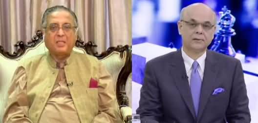 Breaking Point with Malick (Exclusive Talk With Dr. Hafeez Pasha on Economy) - 30th September 2021