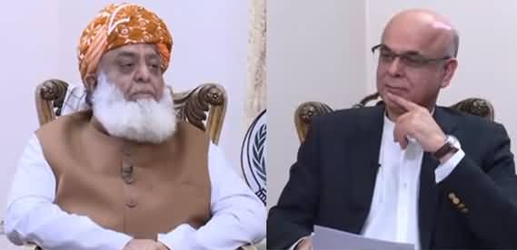 Breaking Point with Malick (Exclusive Talk With Maulana Fazlur Rehman) - 15th June 2021