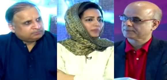 Breaking Point with Malick (Fazlur Rehman Vs PTI Govt ) - 12th October 2019