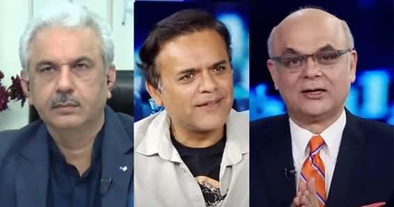 Breaking Point with Malick (Jahangir Tareen Vs Imran Khan) - 9th April 2021
