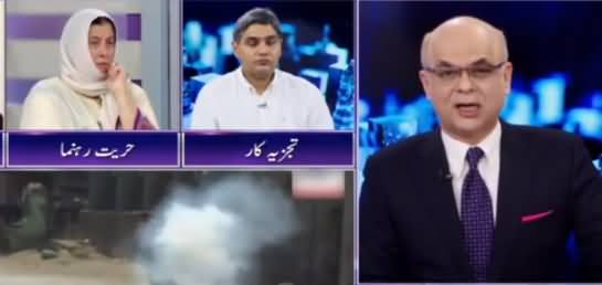 Breaking Point with Malick (Kashmir Mein Aman Kaise Hoga) - 18th August 2019