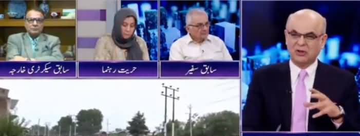 Breaking Point with Malick (Kashmir Mein Lagi Aag, Kis Ko Jalaye Gi) - 10th August 2019