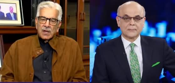 Breaking Point with Malick (Khawaja Asif Exclusive Interview) - 11th December 2020