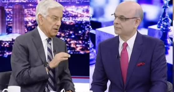 Breaking Point with Malick (Khawaja Asif Exclusive Interview) - 28th September 2021