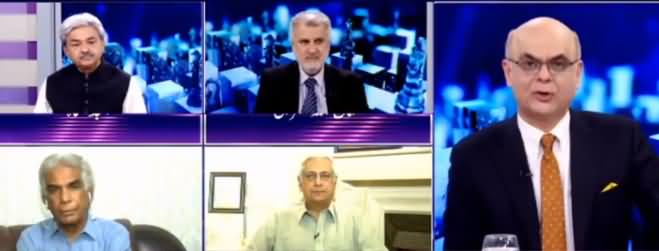 Breaking Point with Malick (Kia Judges Muqadas Gaye Hain) - 8th June 2019