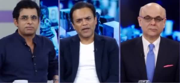 Breaking Point with Malick (Maryam Nawaz's Arrest) - 9th August 2019