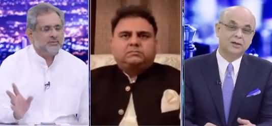 Breaking Point with Malick (Maryam's Allegations Against General Faiz) - 6th October 2021