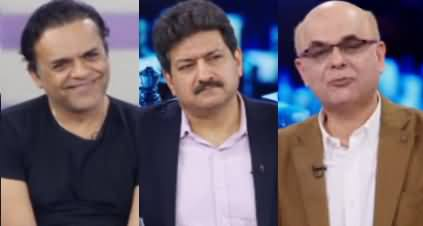 Breaking Point with Malick (Maulana Ka Azadi March) - 11th October 2019