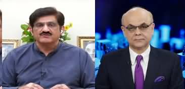 Breaking Point with Malick (Murad Ali Shah Exclusive Interview) - 18th April 2020