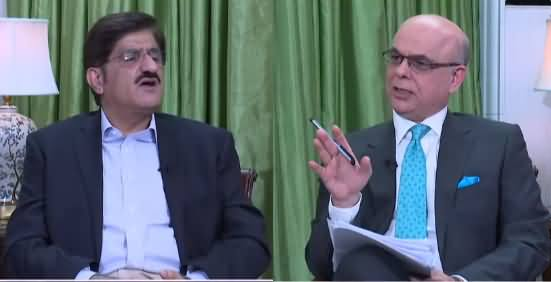 Breaking Point with Malick (Murad Ali Shah Exclusive Interview) - 1st July 2021