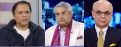 Breaking Point with Malick (Nawaz Sharif ECL Issue) - 15th November 2019