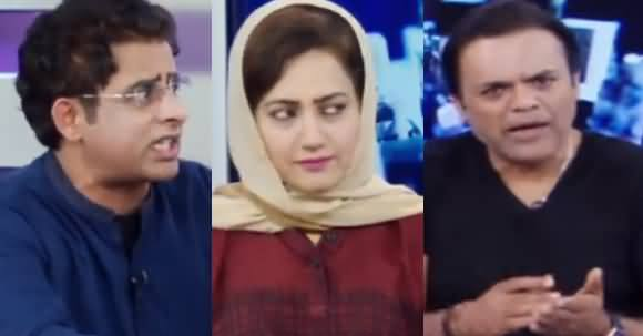 Breaking Point with Malick (Nawaz Sharif, Zardari, Other Issues) - 26th April 2019