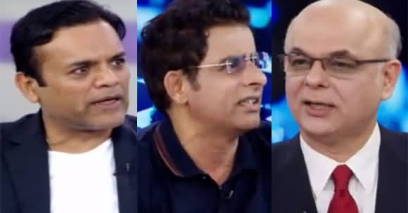 Breaking Point with Malick (Opposition Ka Ahtajaj Aur Rallies) - 26th July 2019