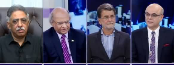 Breaking Point with Malick (Pakistan Ka Muashi Bohran) - 4th May 2019