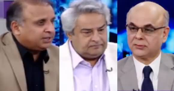 Breaking Point with Malick (Shahid Khaqan Abbasi, LNG Deal) - 19th July 2019