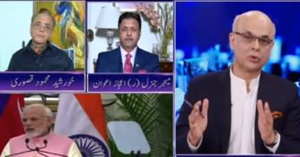 Breaking Point with Malick (Why World Not Paying Attention to Kashmir) - 6th September 2019