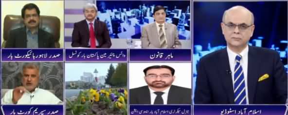 Breaking Point With Malick (Wukla Gardi Phir Urooj Per) - 21st April 2019