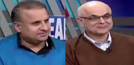 Breaking Views with 92 (PTI's Modal of Police Reforms?) – 26th January 2019